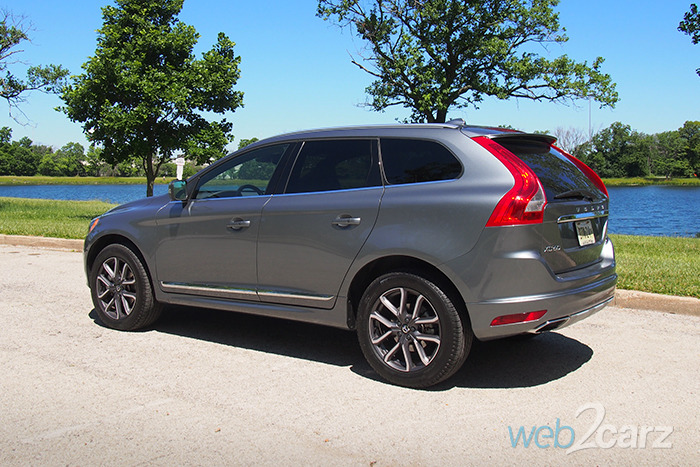 2016 Volvo XC60 T6 AWD Drive-E Platinum Review