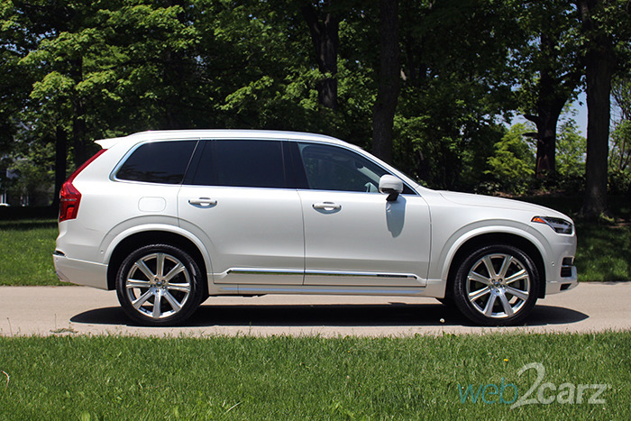 2016 Volvo Xc90 T8 Twin Engine Plug In Hybrid Review