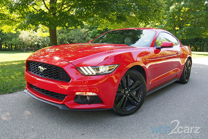 2016 ford mustang 2 3l ecoboost premium review. Black Bedroom Furniture Sets. Home Design Ideas