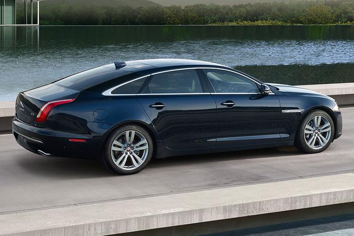 2016 Jaguar Xjl Supercharged Review Web2carz