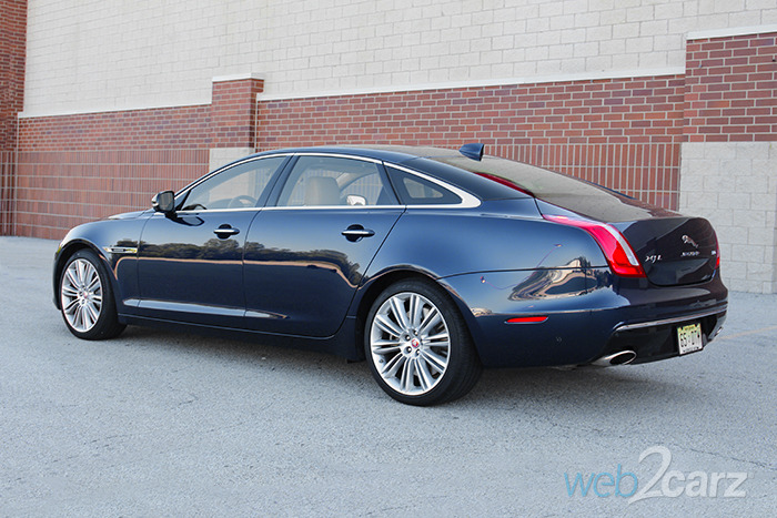 2016 Jaguar XJL Supercharged Review