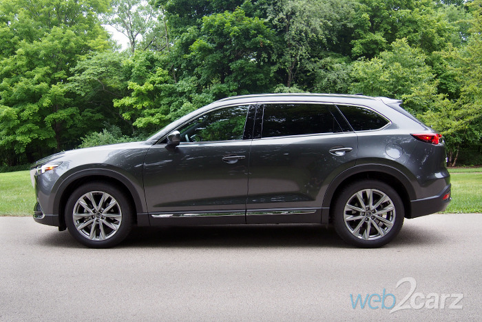 2016 Mazda CX-9 Signature Review