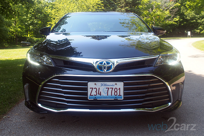 2016 toyota avalon hybrid limited review web2carz. Black Bedroom Furniture Sets. Home Design Ideas
