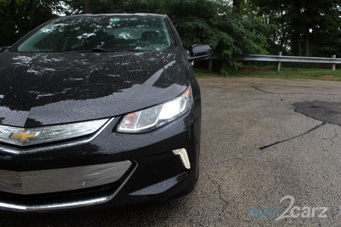 2017 Chevrolet Volt Premier Review Web2carz