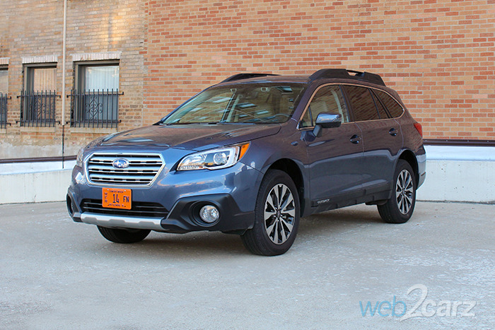 2017 Subaru Outback Review
