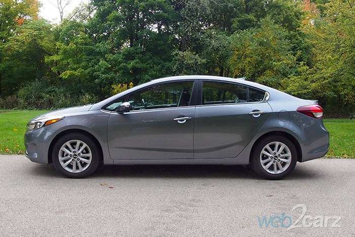 2017 Kia Forte S Review