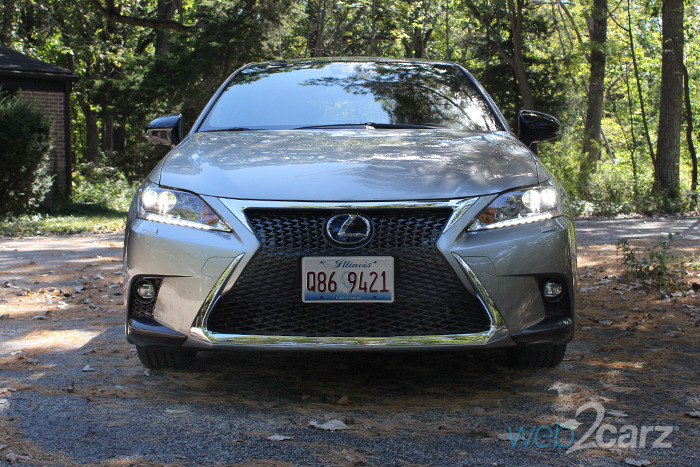 2017 Lexus Ct 200h Review