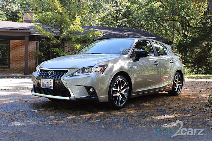 Superior 2017 Lexus CT 200h Review
