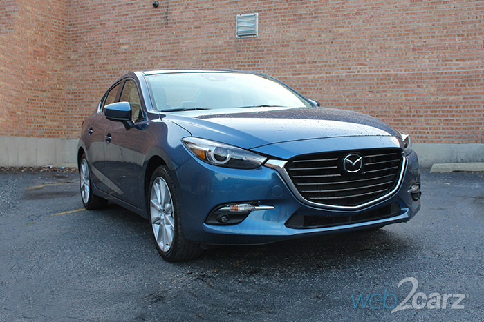 2017 Mazda3 I Grand Touring Review
