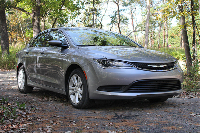 2016 Chrysler 200 Touring Review
