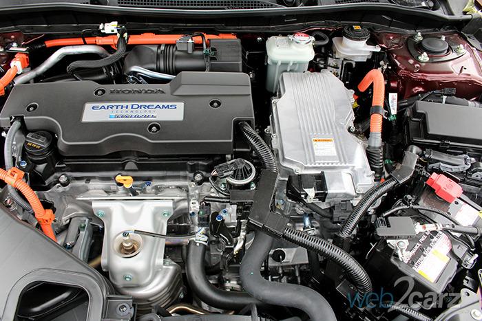 2017 Honda Accord Touring Hybrid Review Web2carz