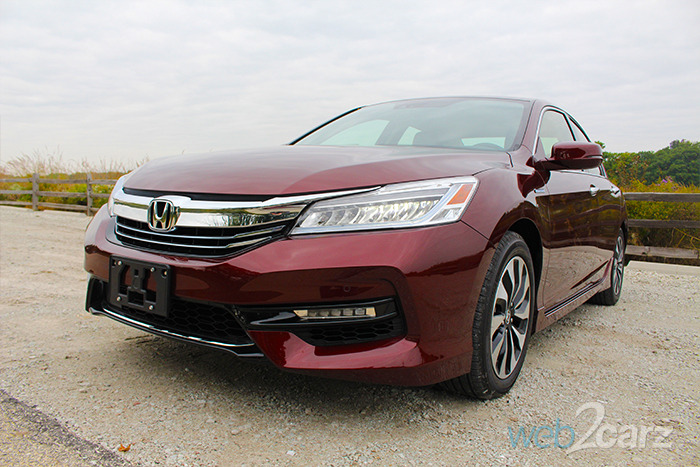 Image Result For Honda Accord Hybrid Reviewa