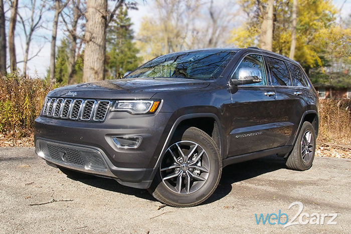 2017 Jeep Grand Cherokee 4x4 Limited Review