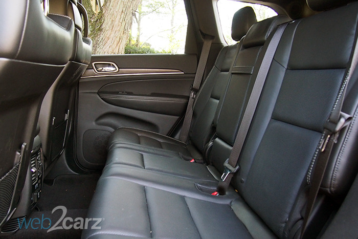 2017 Jeep Grand Cherokee 4x4 Limited Review Web2carz