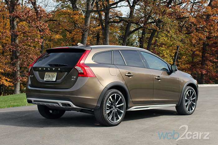 2017 volvo v60 t5 cross country review | web2carz