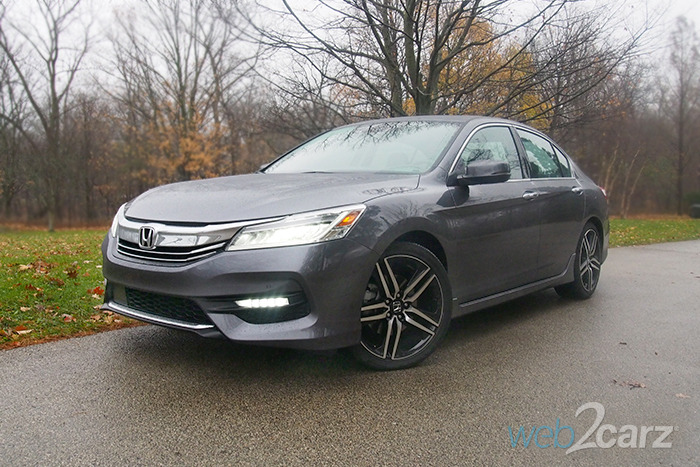 Awesome 2017 Honda Accord V6 Touring Review