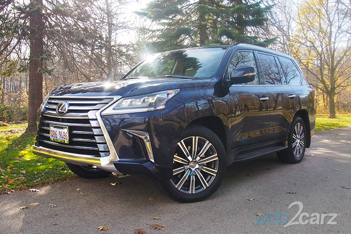 Lovely 2017 Lexus LX 570 Review