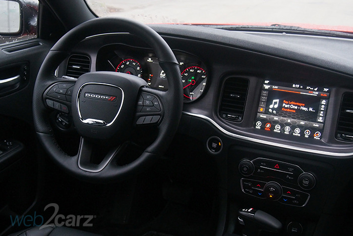 2017 Dodge Charger Sxt Awd Review Web2carz