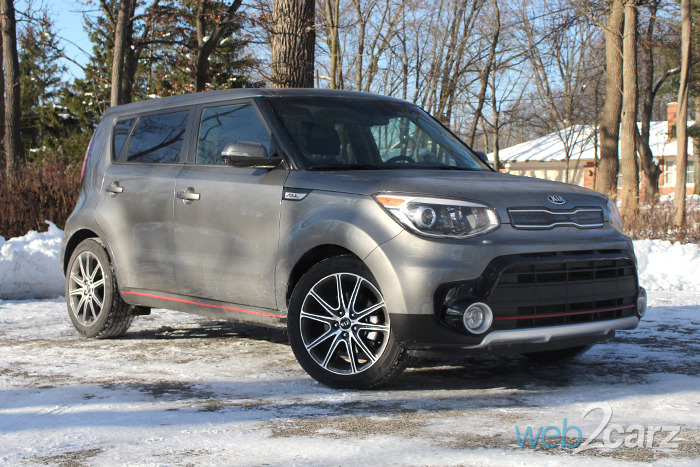 2017 Kia Soul Turbo Review