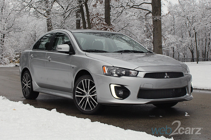 2017 Mitsubishi Lancer SEL AWD Review
