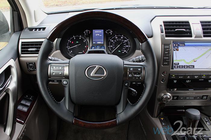 2017 Lexus GX 460 Luxury Review   Web2Carz