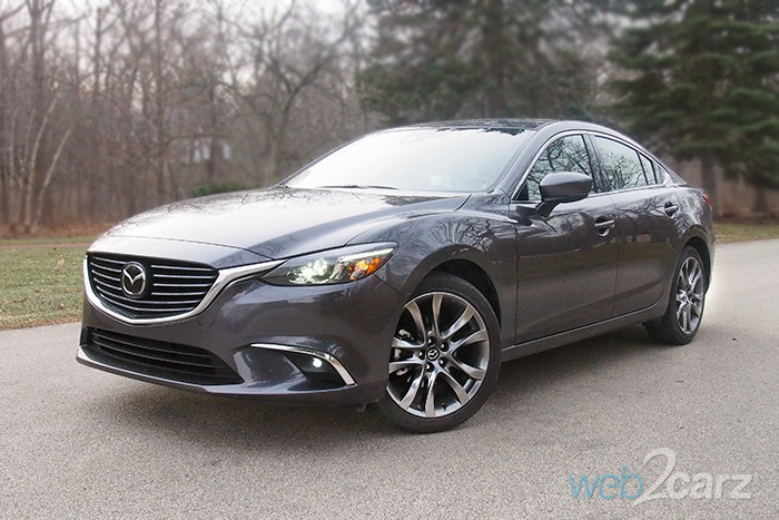 2017 Mazda6 i Grand Touring Review