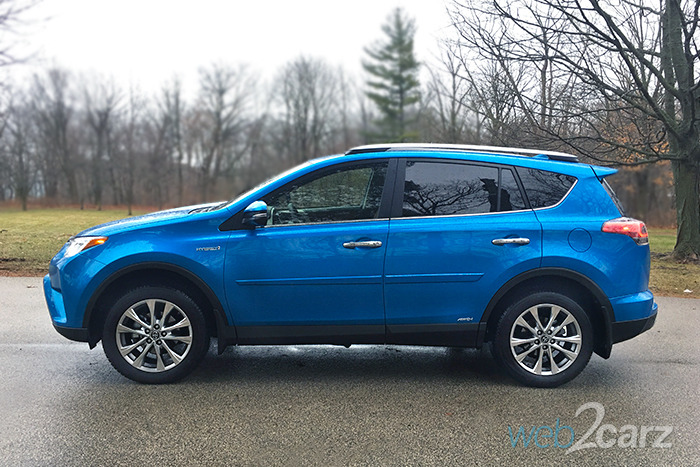 2017 Toyota RAV4 Hybrid Limited Review