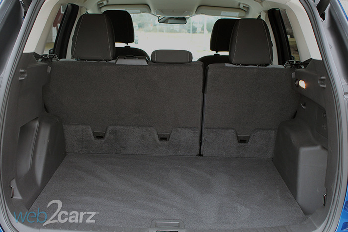 Ford Escape Cargo Space >> Car Shopping And Car Culture Web2carz Mobile