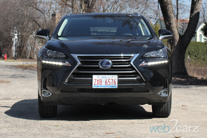 Lastest 2017 Lexus NX 300h Review  Web2Carz