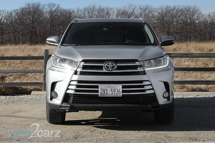 Get Incentives Deals Toyota Made Some Small Changes To The Exterior Highlander For 2017