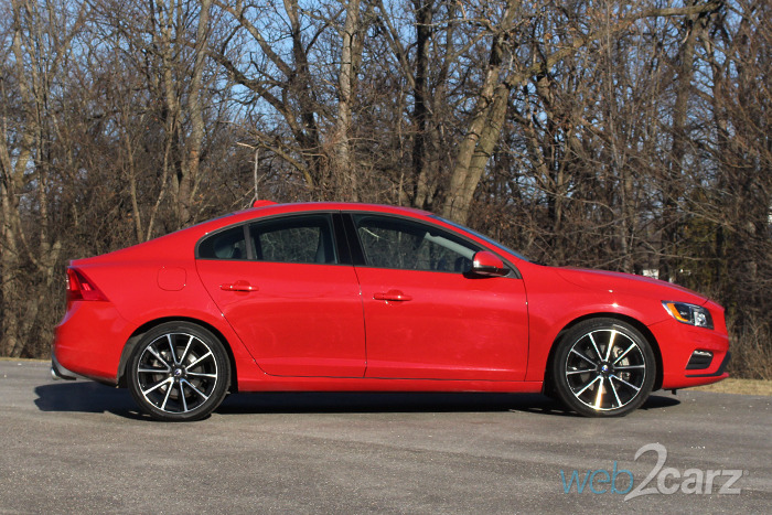 2017 Volvo S60 T5 Awd Dynamic Review