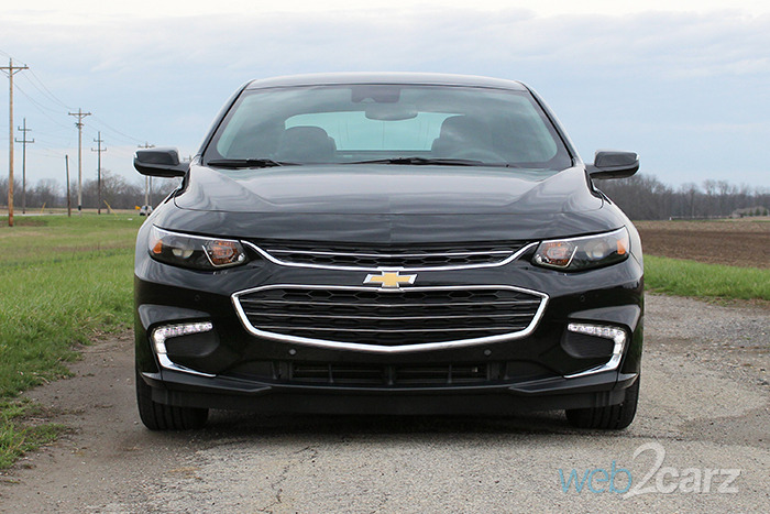2017 Chevrolet Malibu Hybrid Review