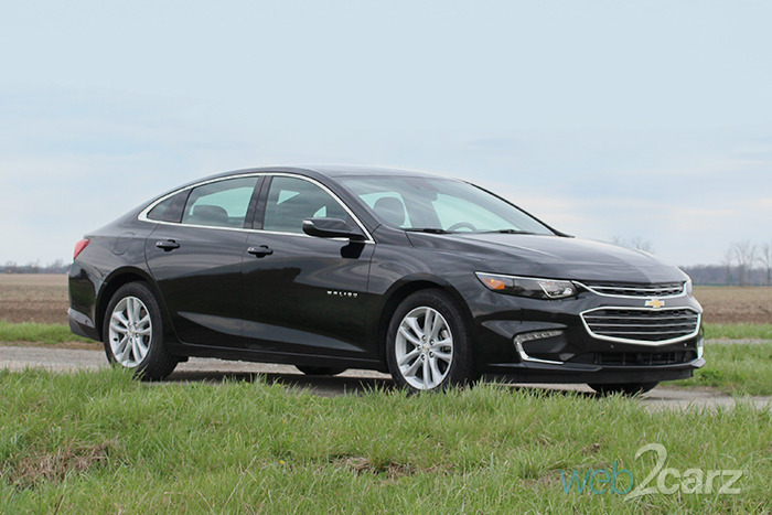2017 Chevrolet Malibu Hybrid Review The Family Car You Can Be Proud To Own
