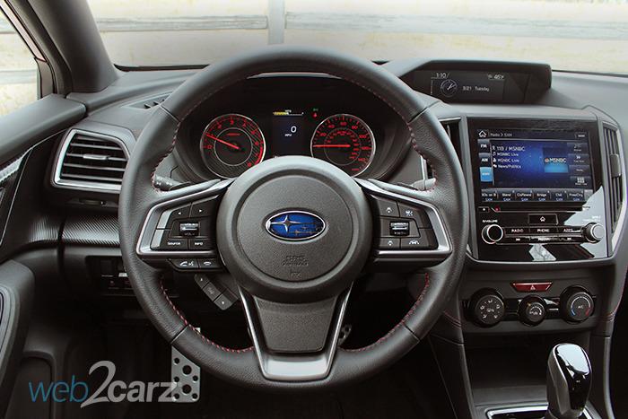 2017 Subaru Impreza 2.0i Sport Review | Web2Carz