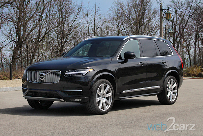 2017 Volvo Xc90 T6 Inscription Review
