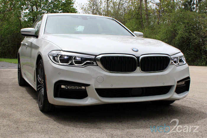 Unique 2017 BMW 540i Review  Web2Carz