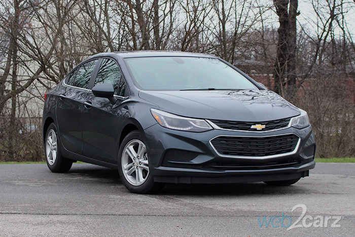 2017 Chevrolet Cruze Diesel Review