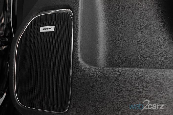 2017 Chevrolet Silverado 2500HD 4WD LTZ Crew Cab Review | Carsquare.com