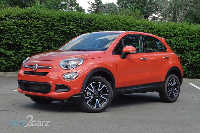 2017 fiat 500x pop awd review web2carz. Black Bedroom Furniture Sets. Home Design Ideas