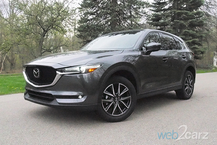 2017 mazda cx 5 grand touring review web2carz. Black Bedroom Furniture Sets. Home Design Ideas