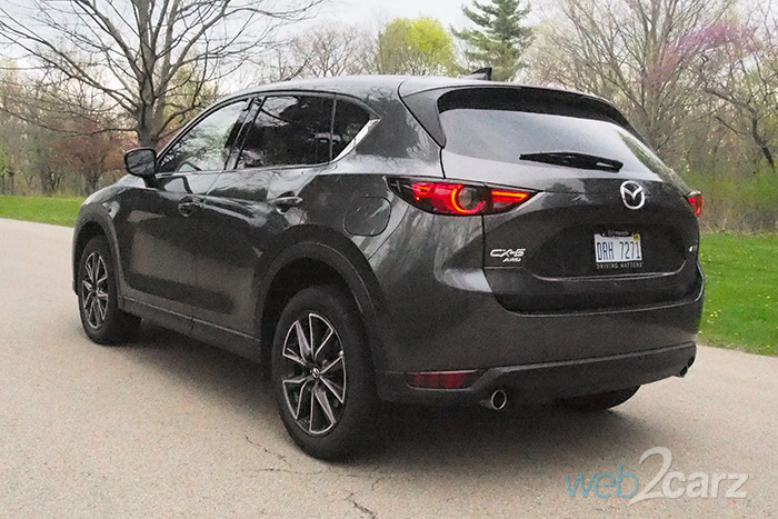 mazda cx 5 grand touring review autos post. Black Bedroom Furniture Sets. Home Design Ideas