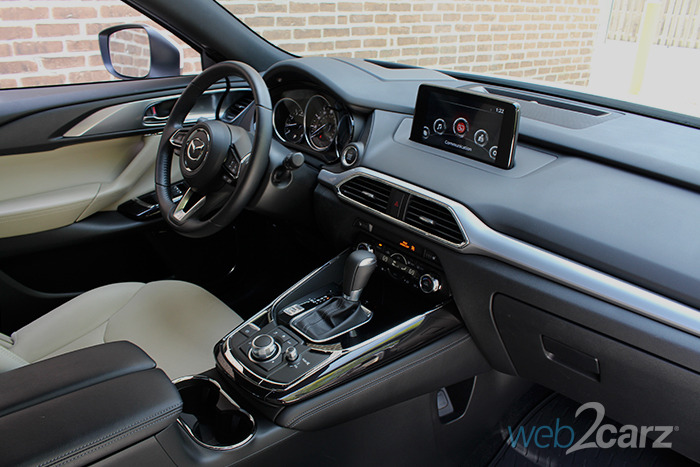 2017 Mazda Cx 9 Grand Touring Review Web2carz