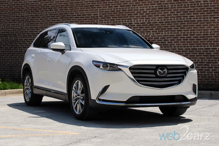 2017 Mazda CX9 Grand Touring Review  Web2Carz