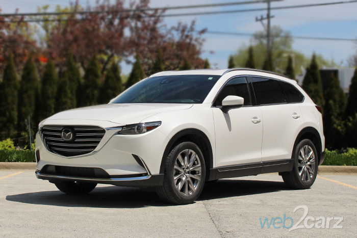 2017 Mazda CX-9 Grand Touring Review