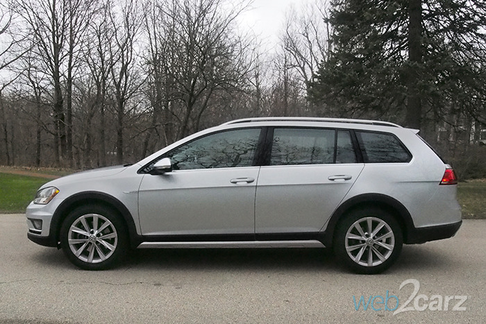 2017 Volkswagen Golf Alltrack Tsi Sel >> Car Shopping And Car Culture Web2carz Mobile
