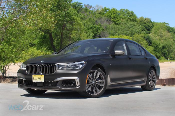 2017 BMW M760i XDrive Review
