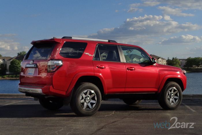 2017 Toyota 4runner Trd Off Road Premium Review