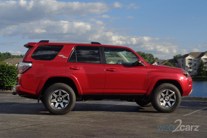 2017 Toyota 4runner Trd Off Road Premium 4wd 2018 Cars