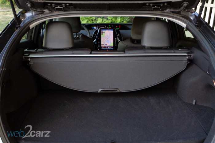 toyota prius prime advanced review webcarz