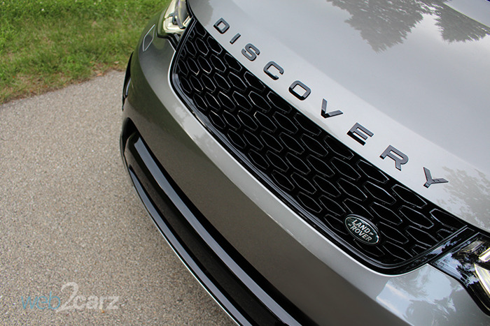 2017 Land Rover Discovery Hse Luxury Review Web2carz